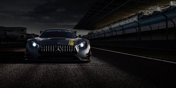Mercedes-AMG GT3 : première photo officielle