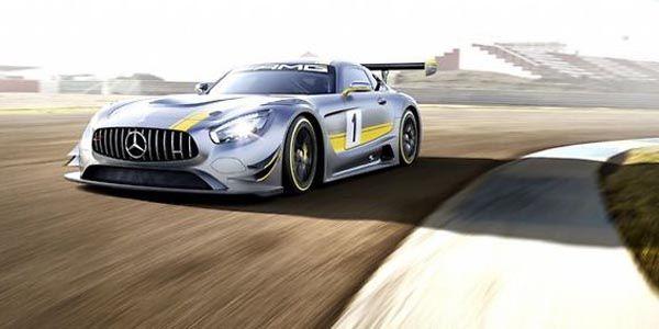 Mercedes-AMG GT3 : nouvelles images