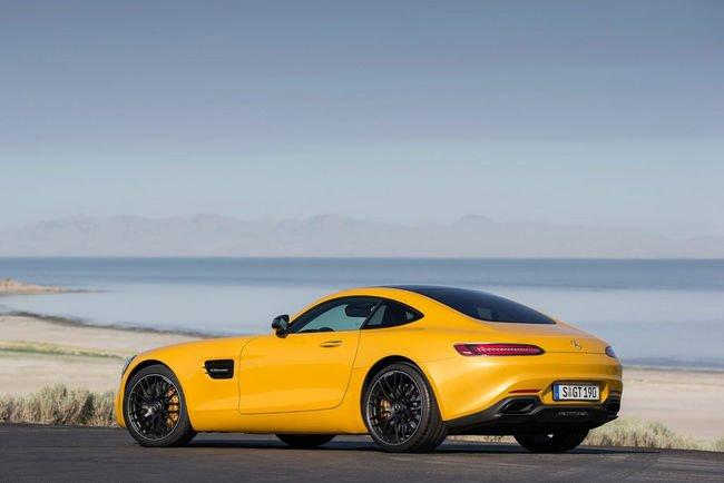 Mercedes-AMG GT R : arrivée prévue à Goodwood