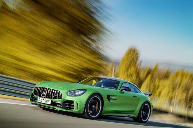 Mercedes-AMG GT R : une déclinaison Lewis Hamilton à venir ?