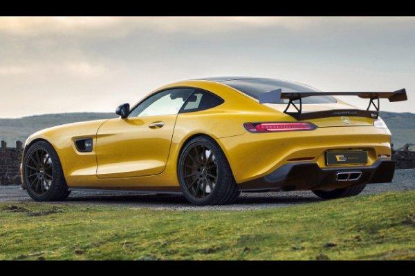 745 ch pour la Mercedes-AMG GT de Dime Racing