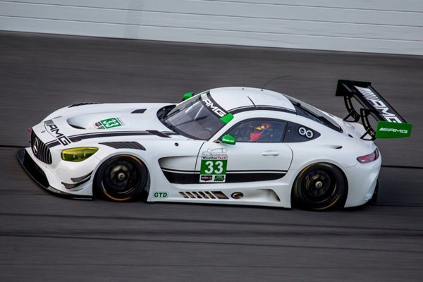 La Mercedes-AMG GT3 roulera aux USA en 2017