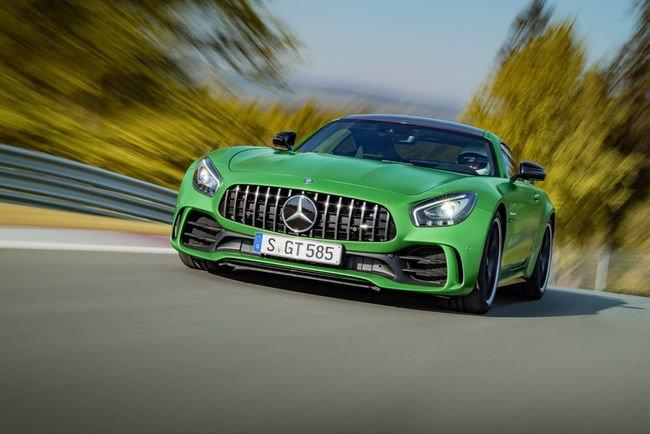 Mercedes-AMG GT R : 165 410 euros le ticket d'entrée