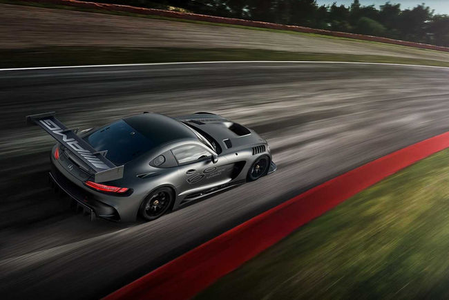 Mercedes-AMG GT3 Edition 50 : collector
