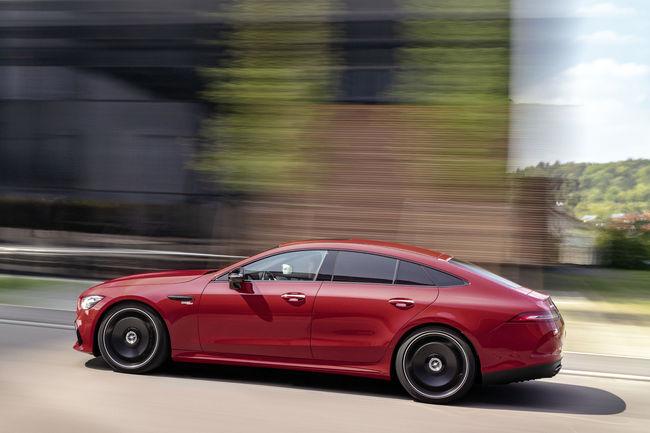 Une version GT 43 4MATIC+ pour la Mercedes-AMG GT Coupé 4 portes