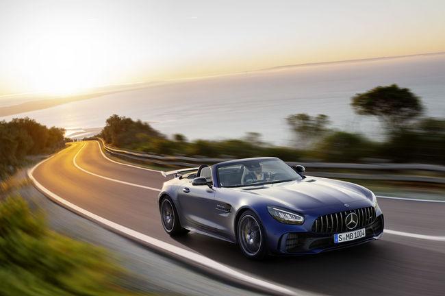 Édition limitée Mercedes-AMG GT R Roadster