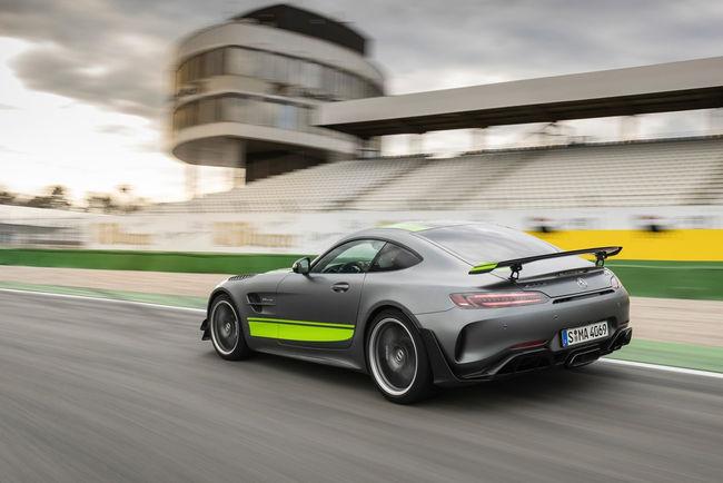 Mercedes-AMG GT Black Series : arrivée confirmée