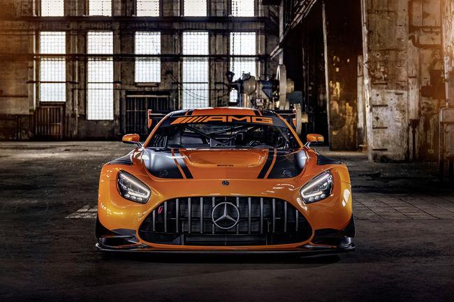 Nouvelle Mercedes-AMG GT3 2020