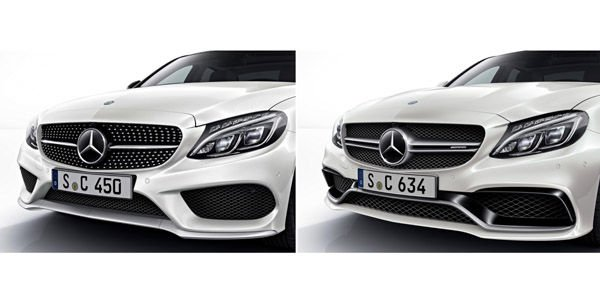 Mercedes-AMG lance une gamme AMG Sport