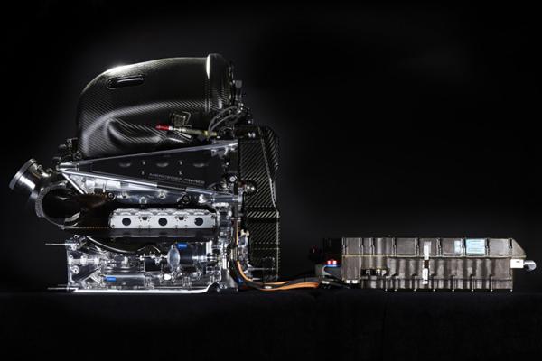 1 020 ch pour la Mercedes-AMG Project One