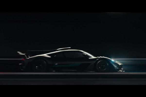 Ses créateurs parlent de la Mercedes-AMG Project One