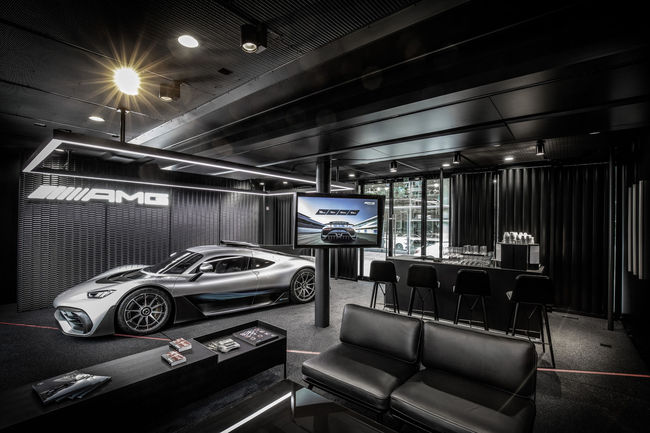 La Mercedes-AMG Project One change de nom