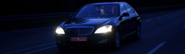 Mercedes vous empêchera de dormir en 2009