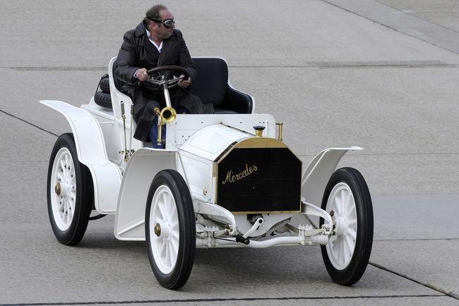 Mercedes-Benz au Techno Classica d'Essen