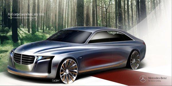Mercedes U-Class : le retour de Mercedes dans le monde du grand luxe