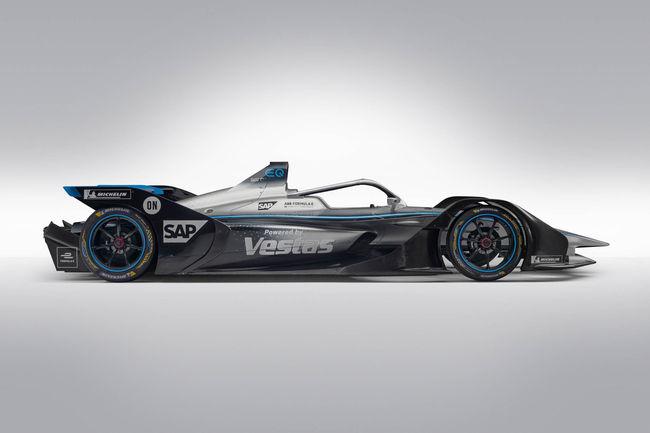 Mercedes présente son programme en Formule E