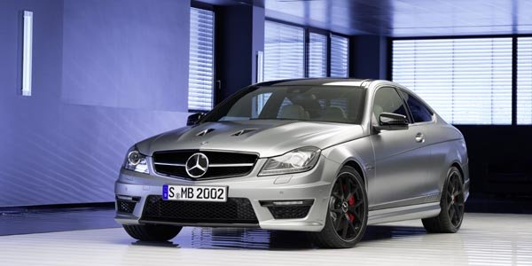 Mercedes C63 AMG Edition 507 : musclée !
