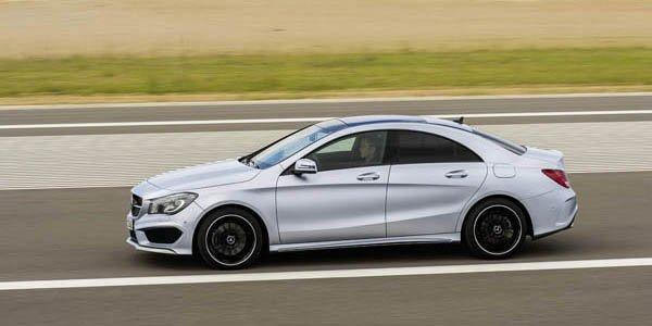 Mercedes CLA : les tarifs en France