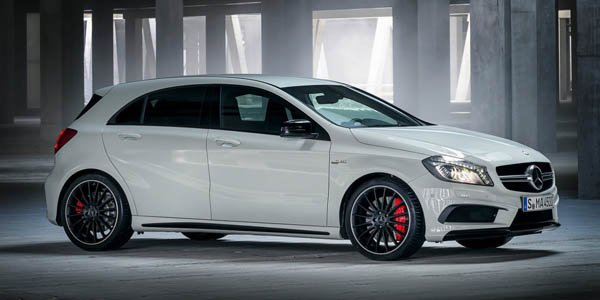 mercedes classe a 45 amg elle est l actualit automobile motorlegend. Black Bedroom Furniture Sets. Home Design Ideas