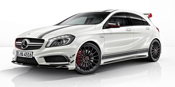 mercedes a 45 amg edition 1 actualit automobile motorlegend. Black Bedroom Furniture Sets. Home Design Ideas