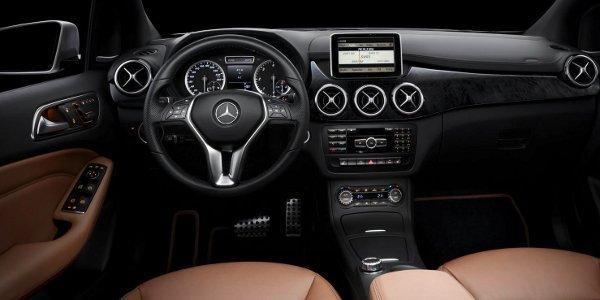 Francfort: Mercedes Classe B 2011