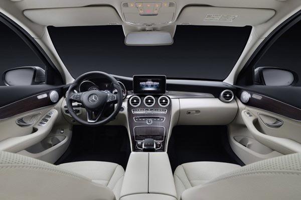 nouvelle mercedes classe c break actualit automobile. Black Bedroom Furniture Sets. Home Design Ideas