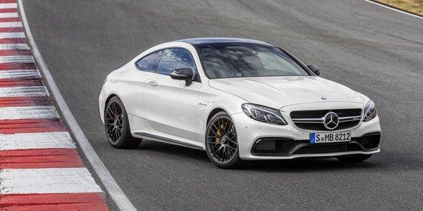 Mercedes-AMG C63 et C63 S Coupé