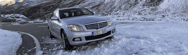 Mercedes Classe C : Un nouveau 4Matic