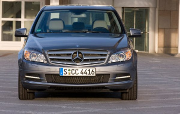 Mercedes : un million de Classe C