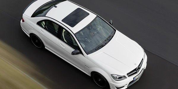 Mercedes C63 AMG : le facelift