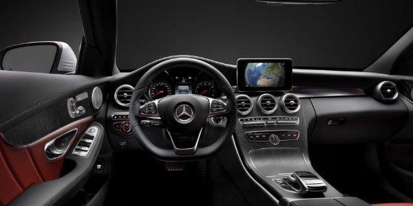 Mercedes tease sa nouvelle Classe C