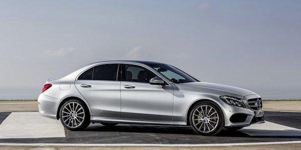 Officiel : la nouvelle Mercedes Classe C