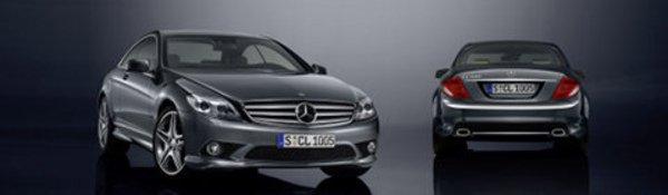 Mercedes : un CL 500 «spécial 100 ans»