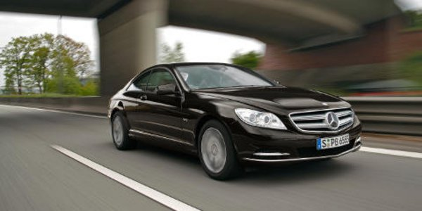 Mercedes CL millésime 2010