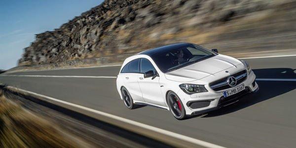 Mercedes-AMG booste les CLA 45 et GLA 45