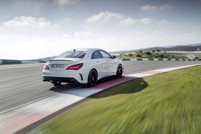 Nouvelles Mercedes CLA et CLA Shooting Brake