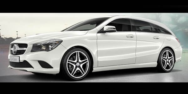 mercedes cla shooting brake comme a actualit automobile motorlegend. Black Bedroom Furniture Sets. Home Design Ideas