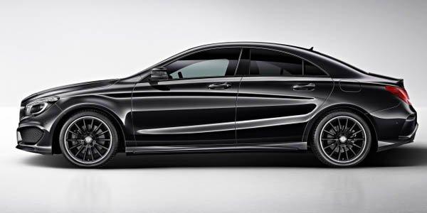 La Mercedes CLA Edition 1 arrive