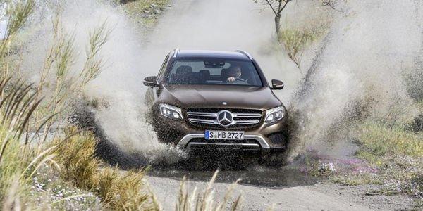 Nouveau Mercedes GLC : motorisations et tarifs