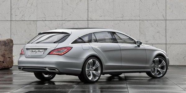Mercedes approuve les shooting