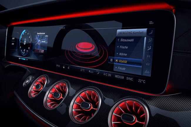Nouvelle Mercedes-Benz CLS : teasers