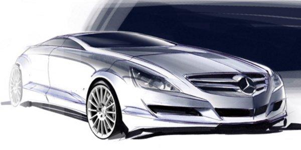 La nouvelle Mercedes CLS dévoilée