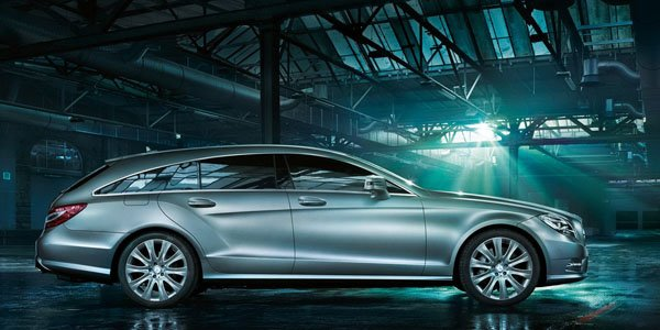 Officiel : Mercedes CLS Shooting Brake