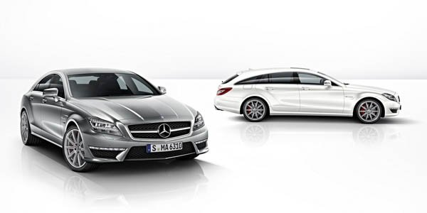 Mercedes CLS 63 AMG : plus de puissance