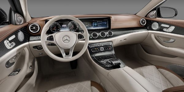 Mercedes dévoile l'intérieur de la future Classe E