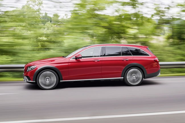 Nouvelle Mercedes Classe E All-Terrain