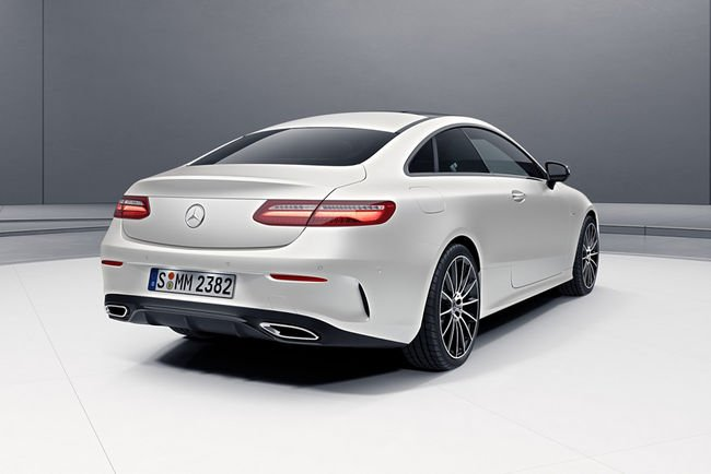 Mercedes-Benz Classe E Coupé Edition 1