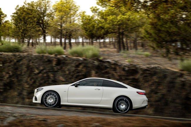 Mercedes Classe E Coupé : les tarifs