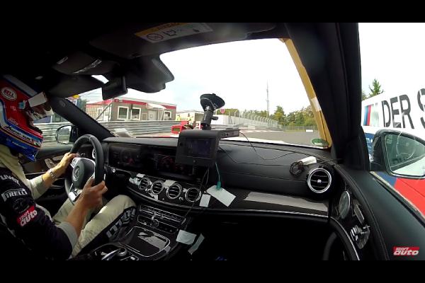 Mercedes-AMG E63 S break : reine du Ring