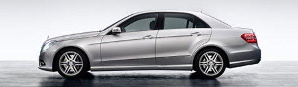 Un pack AMG pour la Mercedes Classe E